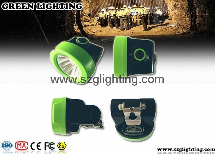 led miner's cap lamp