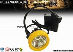 GL5-C Anti-explosive 15000lux Brightness led miner's cap lamp  (Hot Product - 1*)