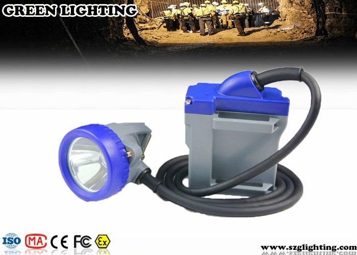GLT-7C Anti-explosive 15000lux High Brightness mining cap lamp 3