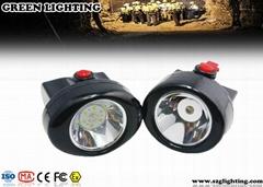 GL2.5-13000LUX High Brightness Anti-explosive Miner headlamp