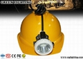 GL5-B Anti-explosive 10000lux at 1 Meter High Brightness Led Miner's Cap Lamp