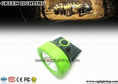 NEW GL3-A  light weight exlosion proof mining cap lamp