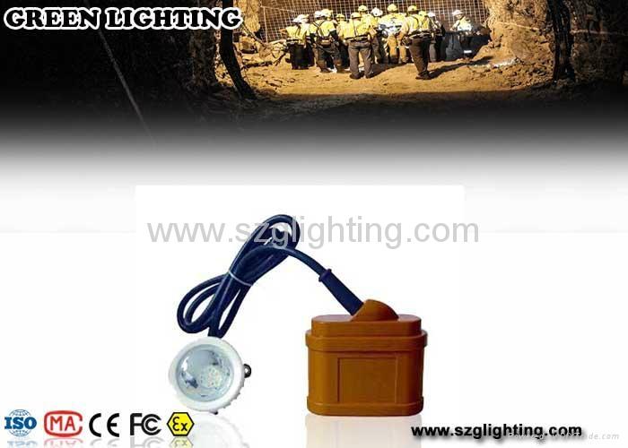 coal mining lights