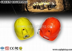 GL-1000 1W 4000LUX high beam helmet
