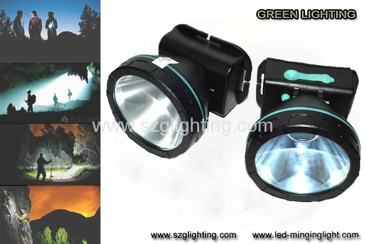 GL-HT3 3W led high power, 12000lux strong brightness head lamp 1