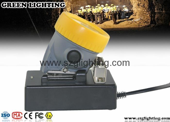 GLT-7C Anti-explosive 15000lux High Brightness mining cap lamp 4