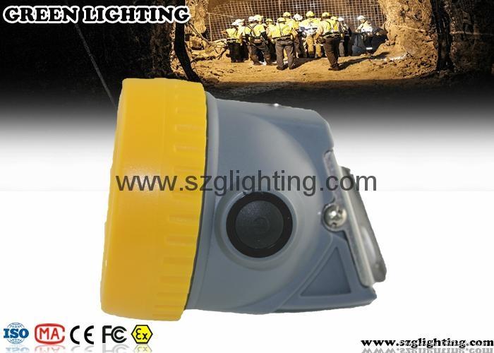 GLT-7C Anti-explosive 15000lux High Brightness mining cap lamp 5