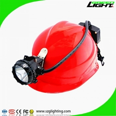 GS12-A  semi-corded led mining light with Rear warning light