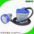 GST-7 B Semi-corded coal mining lamp