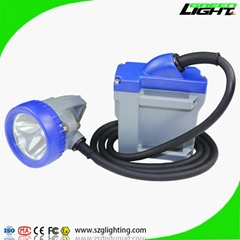 GST-7 B Semi-corded coal mining lamp with strong brightness and USB charging way