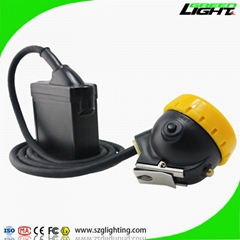 GS5-C  water-proof underground  miner cap lamp with 8000lux strong brightness