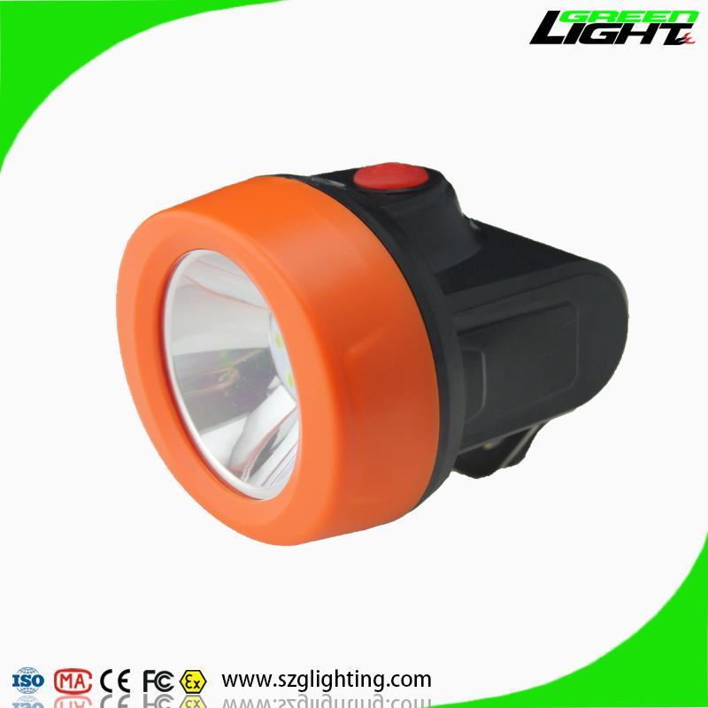 GL2.5-C 6000lux strong brightness 158g light weight mining lamp