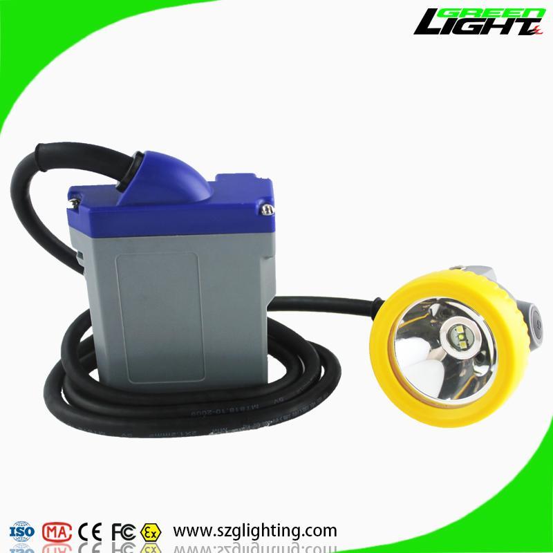 GLT-7C Anti-explosive 15000lux High Brightness mining cap lamp 1