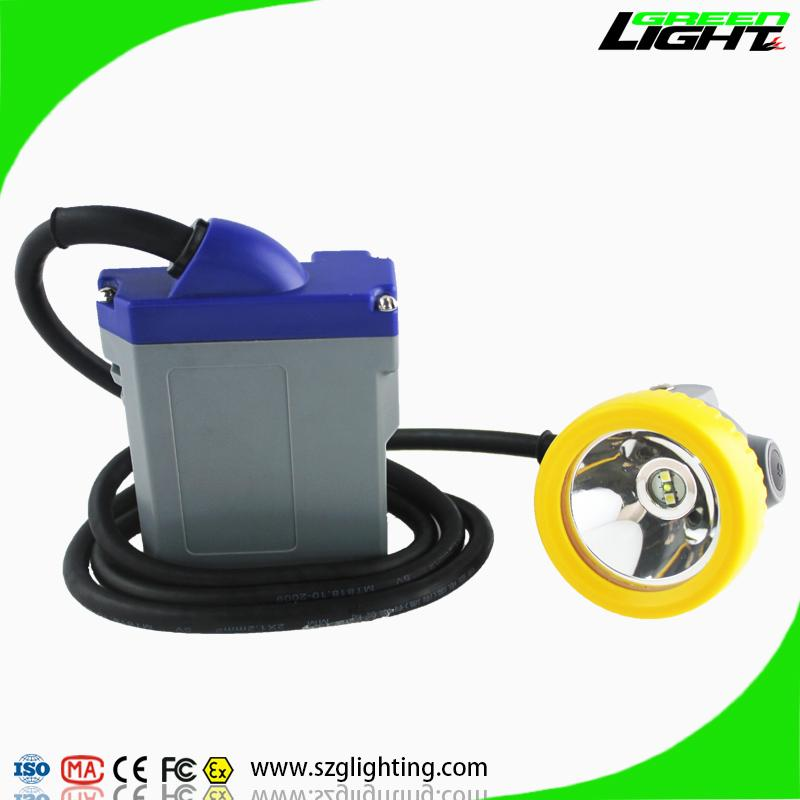 GLT-7C Anti-explosive 15000lux High Brightness mining cap lamp 6