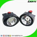 GL2.5-A light weight anti-explosive head lamp with 2.8Ah Li-ion Battery