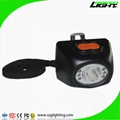 GL4.5-A explosion-proof 4500lux strong brightness IP68 led miner's cap lamp