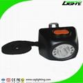 GL4.5-B 8000lux high beam wireless cap