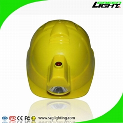 GL-1000 1W 4000LUX high beam helmet mining lamp