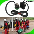 10000 Lux Underground Coal Mining Lights with Cable USB Charging SOS