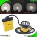 25000 Lux Safety Underground Mining Hard Hat Lights with 4 Levels Lighting Mode 2