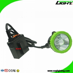 Brightest 50000 Lux Underground Mining Cap Lamps for Hunting