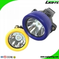 Traditional 5000Lux Rechargeable Wireless Mining Lamp Cap Light