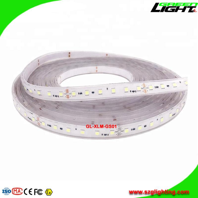 Waterproof IP68 LED Flexible Light Strip for Underground Mines Lighting  2