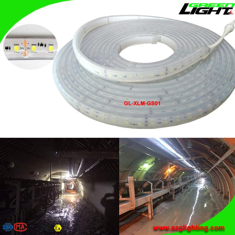 Waterproof IP68 LED Flexible Light Strip for Underground Mines Lighting  3