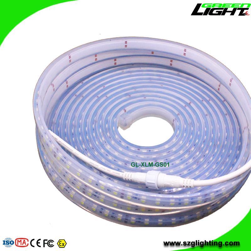 Waterproof 24V LED Flexible Strip Lighting Explosion Proof For Underground Mine 4