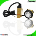 GL12-A LED Mining Cap Light with Cable