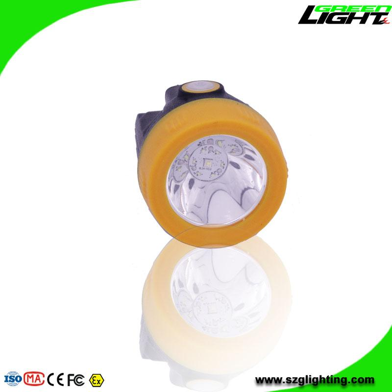 10000 Lux Cordless Safety Cree LED Mining Headlamp with USB Charger
