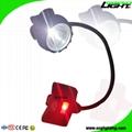 15000 Lux Semi-Corded Mining Cap Lamp