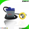 15000 Lux 6.6Ah LED Safety Cap Lamp for Mining Tunneling
