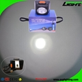 Wireless Mining Lamp Waterproof Miner Headlamp with 4000 Lux