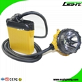 25000 Lux Rechargeable LED Mining Lamp