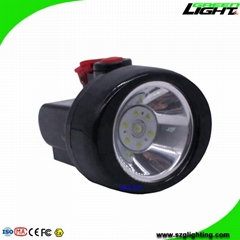 Lightest Smallest Cordless Mining Lights Msha Approved Coal Miner Headlamp