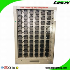 GLR-60 Cap Lamp Charging Rack for Cordless Corded Cordless Mining Lights