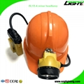 25000 Lux Mining Cap Light Waterproof LED Miner Headlamp with 2A 4.2V Charger  4