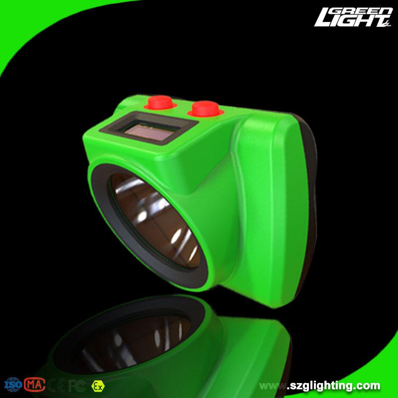 25000Lux Cordless Mining Lights Brightest Miners Cap Lamp USB Charging