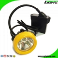 Safety Mining Cap Lamp Rechargeable Miner Hard Hat Light with 18 Hours Work Time