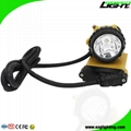 Rechargeable LED Mining Lamp with Cable