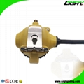 Rechargeable LED Mining Lamp with Cable 25000 Lux Waterproof IP68