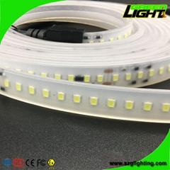 Silicone IP68 12W/M  SMD5050 Flexible Underground Led Mining Lights
