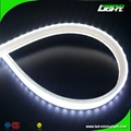 Sillicone 72Leds/M SMD5050 Led Strip Tunnel Lights 16W/M
