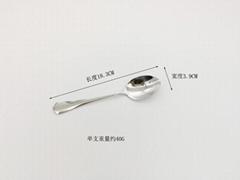 食品级304材质不锈钢汤勺