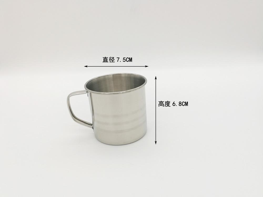 幼儿园儿童不锈钢口杯 3