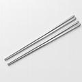 304不锈钢方筷空心筷子