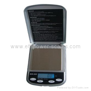 Portable Electronic Scale 1