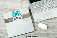 USB Personal Body Scale