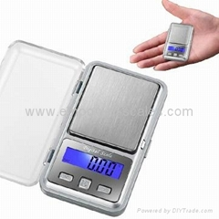 Mini Electronic Palm Scale